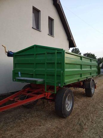 Przyczepa  rolnicza Hl 8011 (wielton pronar mega brandys)