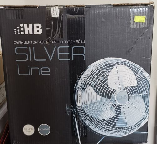 Wentylator HB Silver line