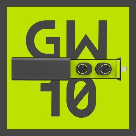 GW10 słuchawki bezprzewodowe bluetooth nowe TWS