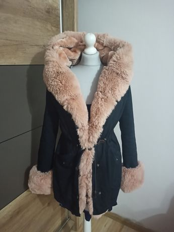 Zimowa kurtka r. 34