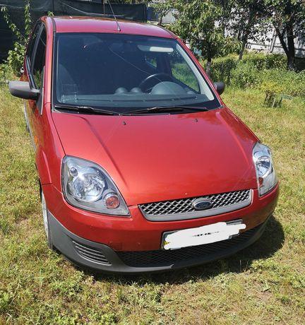 Форд Фієста (Ford Fiesta)