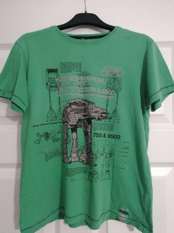 T-shirt Dziecięca - Star Wars AT-AT Dla fana Star Wars