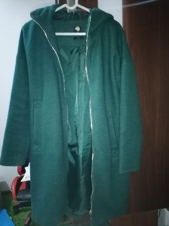 Zielony płaszcz Carry rozm s