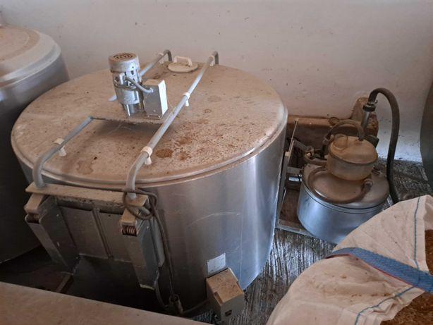 Tanque de leite 1000 litros