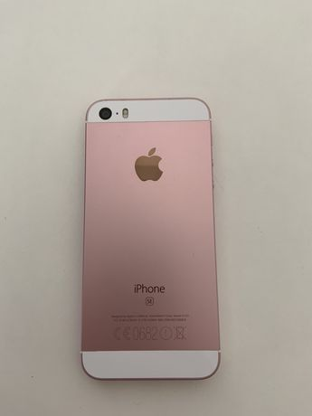 iPhone Apple SE 16GB Rose Gold