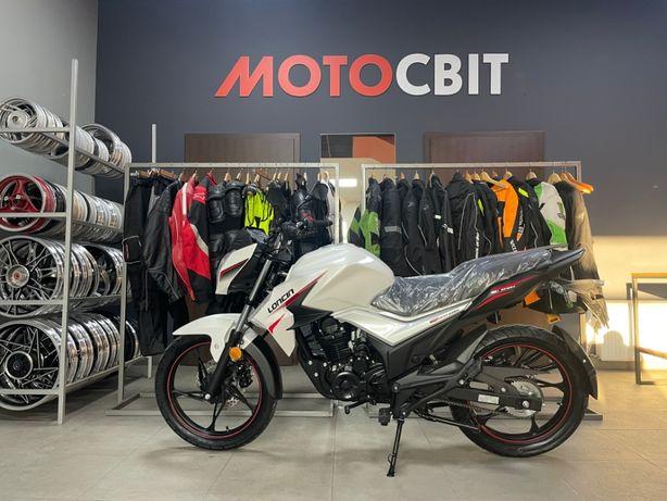 ! Мотоцикл Loncin JL200-68A CR1S!!