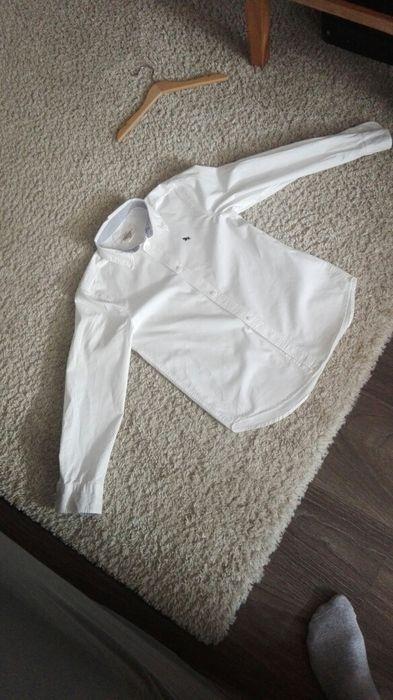 Koszula biała na 146 Firmy L.o.g.g Warszawa - image 1
