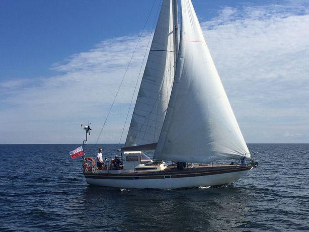Czarter jacht żaglowy, Zatoka Gdańska i Bałtyk, 5+1 osób, sezon 2021