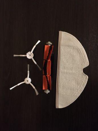 Салфетка, щетка, фильтр для робот пылесоса Xiaomi, Roborock