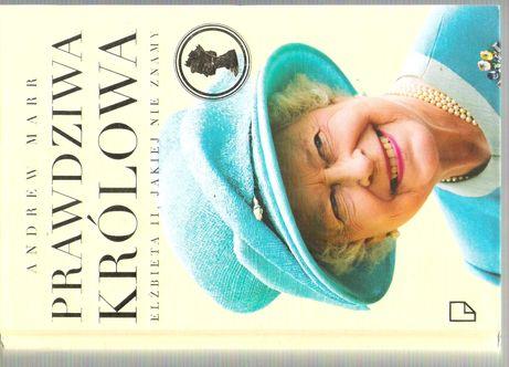 Prawdziwa królowa Andrew Marr