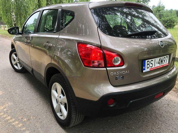Nissan Qashqai  1,6 16V Benzyna  2009 Rok
