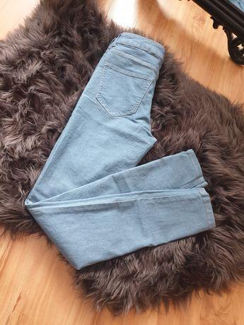 Jeansy Sinsay rozmiar 32/XXS Skinny Mid Waist