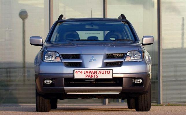 Mitsubishi Outlander (2004 - 2007) РАЗБОРКА, бампер, капот фара