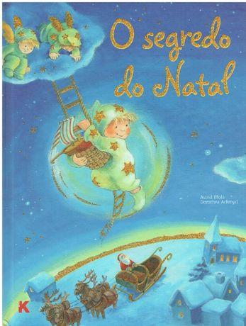 4634 O Segredo do Natal de Astrid Mola ;