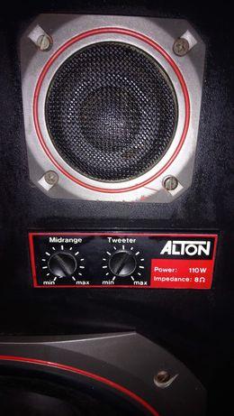 Głośniki Alton 110 W