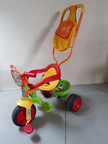 Rower dziecięcy Smoby