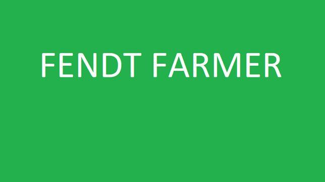 FENDT FARMET 307,308,309,310,311,312 instrukcja napraw