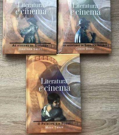 (novos)As viagens de Gulliver + Sherlock Holmes + Mark Twain