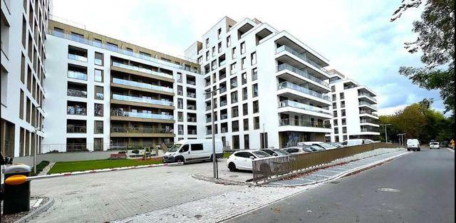 3 niezależne pokoje w apartamentowcu 55m2 w centrum Poznania Cytadela