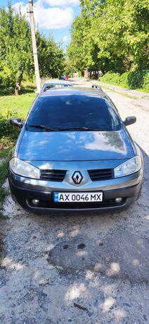 Renault megan 2 1.6