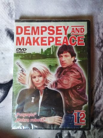 Dempsey and makepeace DvD Nowe zafoliowane