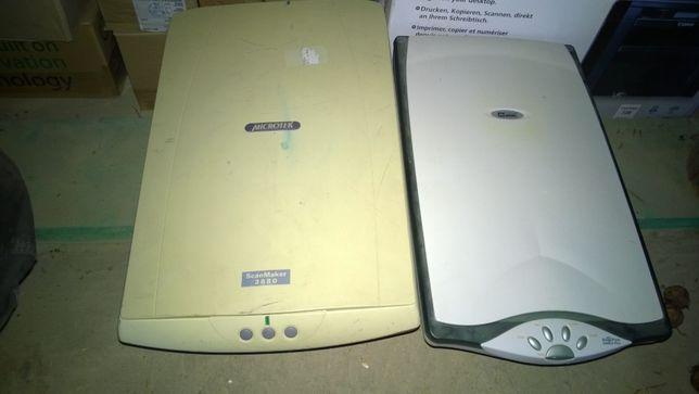 Сканер для документов 2шт. Mustek Bear Paw 2448CS Plus, microtek