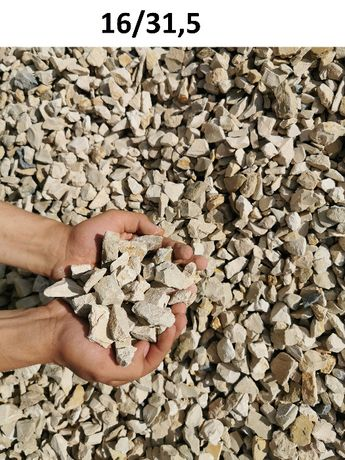 Oksa - Kamień Kruszywo pod kostkę Kliniec Grys Wapno