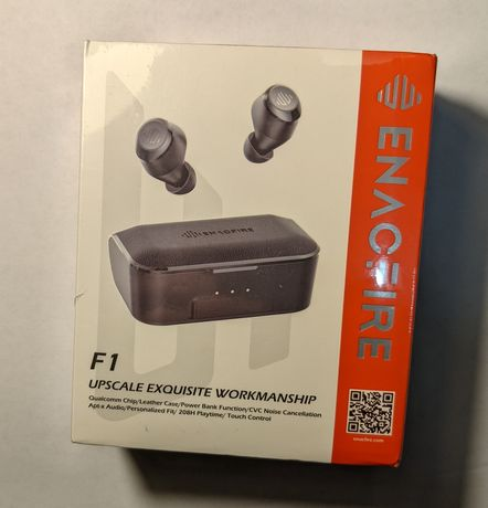 Enacfire F1 беспроводные наушники