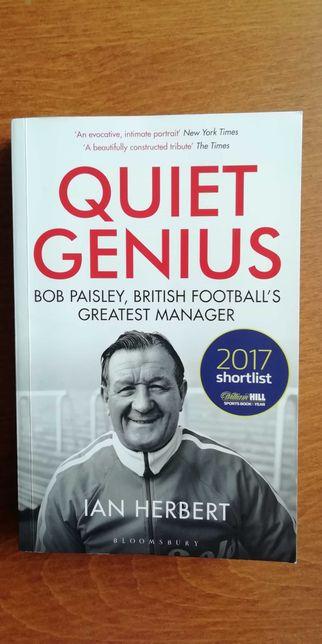 Livro Quiet genius: Bob Paisley de Ian Herbert