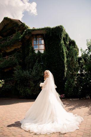 Свадебное платье/весільна сукня