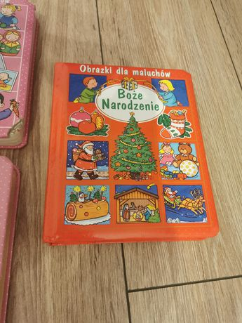 Obrazki dla maluchów Boże Narodzenie