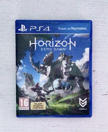 Horizon Zero Dawn - Playstation 4 Игры / Диск