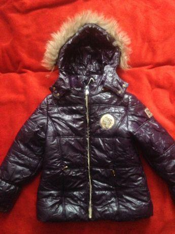 Тёплая детская водонепроницаемая куртка, курточка