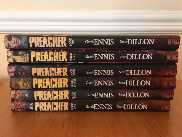 Проповідник (Preacher) (комікс)