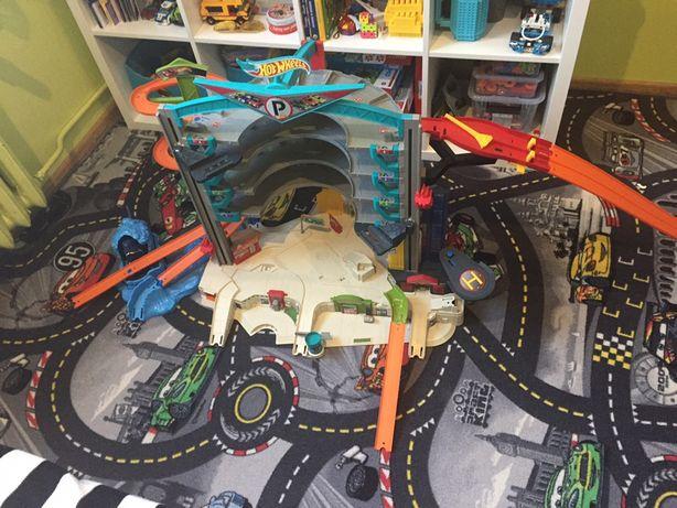 Garaż Hotwheels