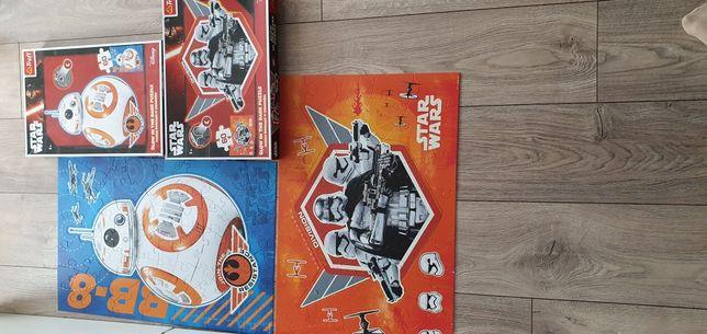 Puzzle dla dzieci Star Wars