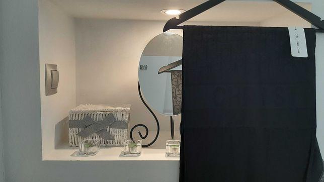 Christian Dior Szal-Chusta  Damska kolor czarny