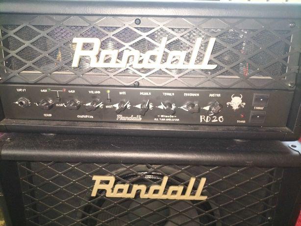 Stack Randall RD20+ kolumna Randall RD112