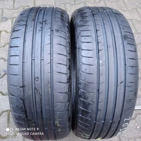 205/60R16 Dunlop Sport Bluesponse