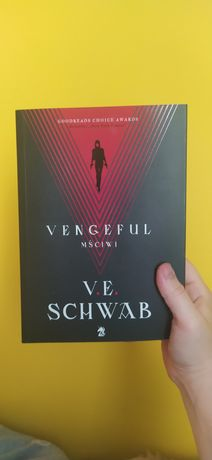 Wengeful V. E. Schwab