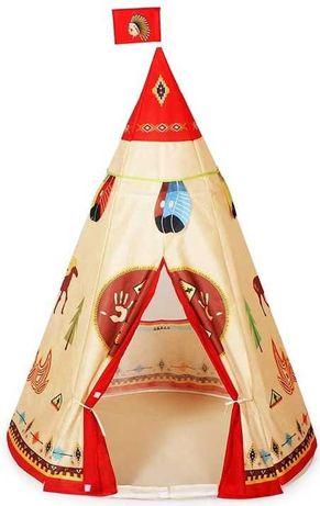 Namiot TIPI WIGWAM Indiański 160 x 105 x 105 cm