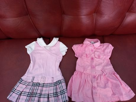 Vestidos menina 24meses