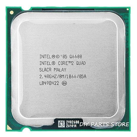 Intel core 2 quad q6600 2.4/8/1066