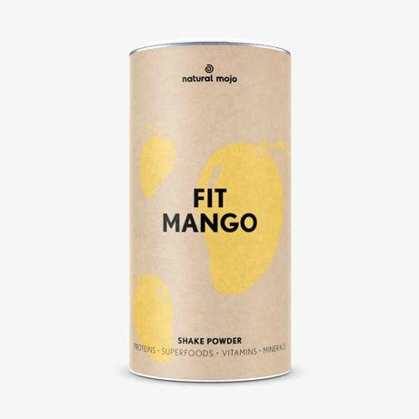 Natural mojo fit shake Mango - nowy