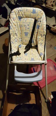 Cadeira de bebé usada