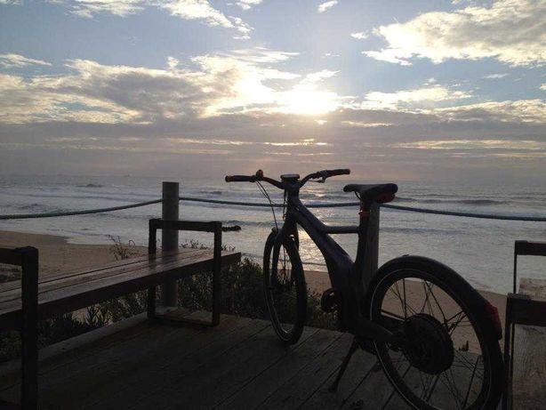 e-bike by smart - mercedes