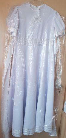 Piękna alba/suknia  komunijna