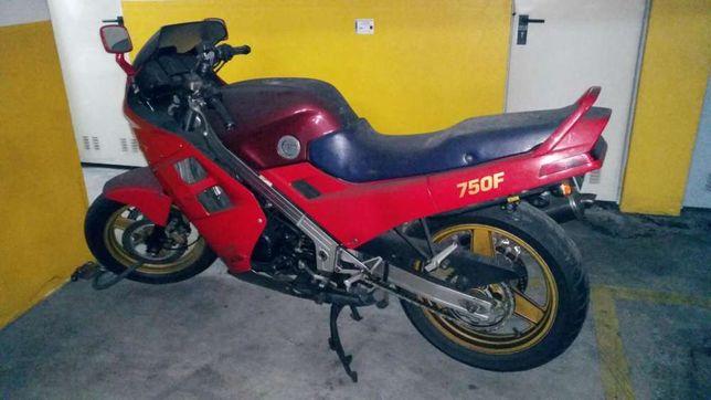 Troco por  125cc
