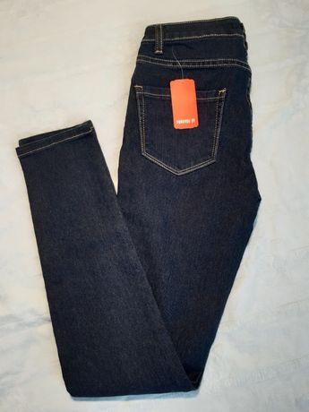 Стрейч-джинсы, 21 forever,  легкие