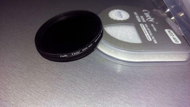 49 мм переменный нейтрально-серый фильтр ND 2-400